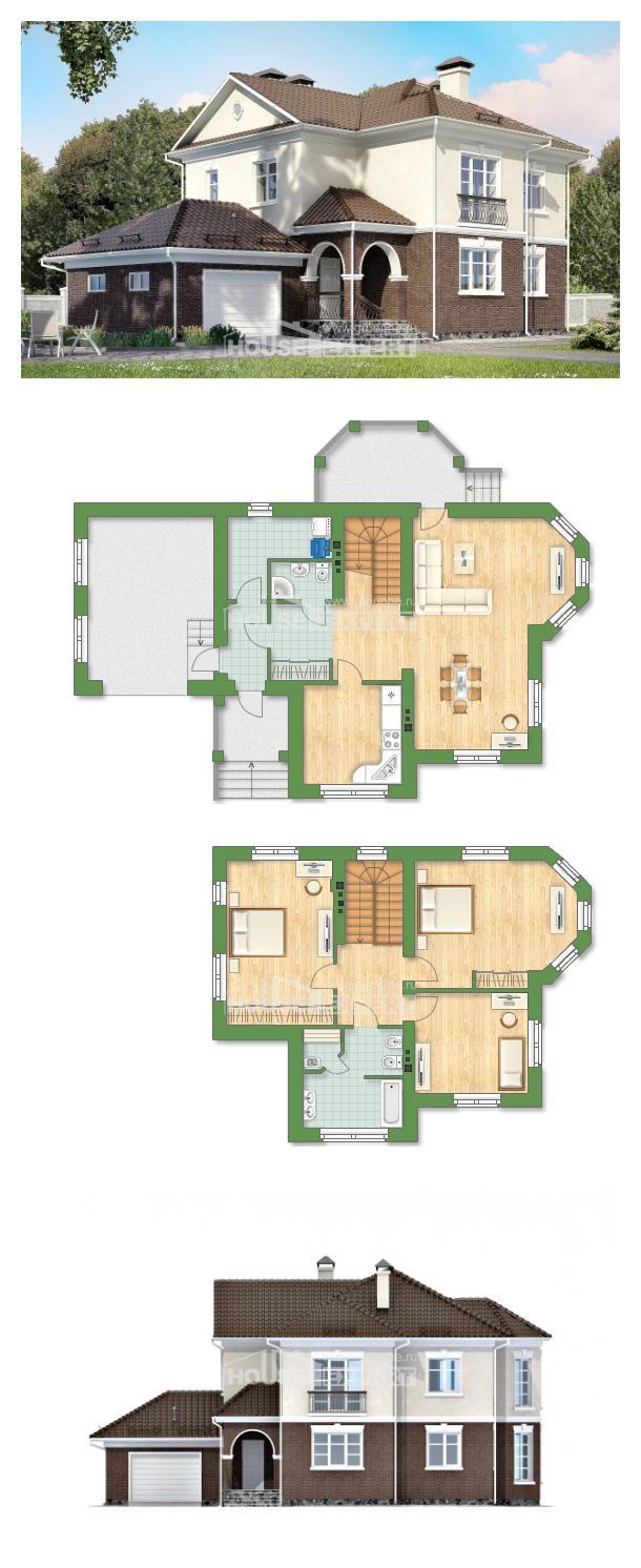 Проект дома 190-002-Л | House Expert
