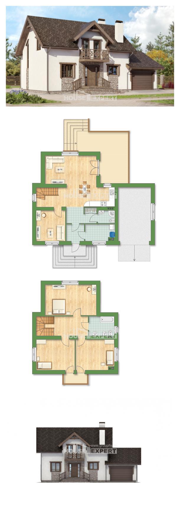 Проект дома 180-013-П   House Expert