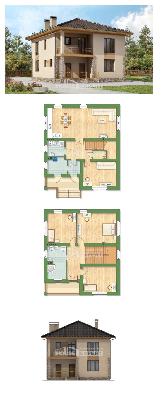 Проект дома 170-005-Л | House Expert