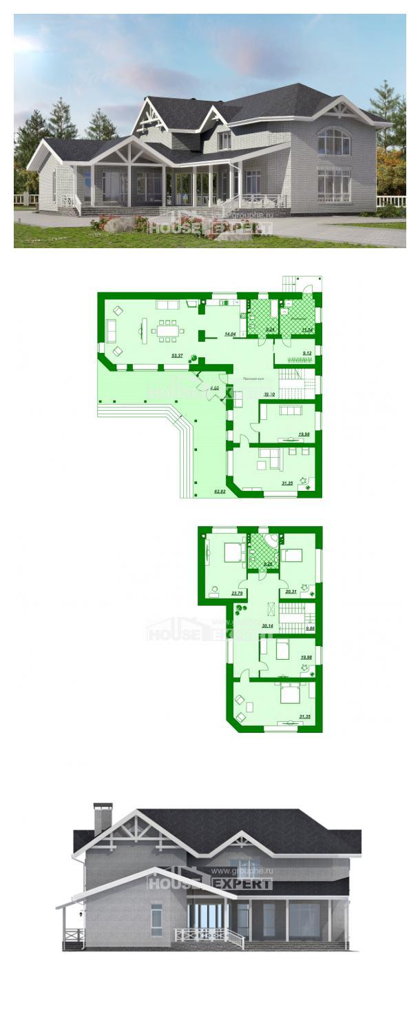 Проект дома 340-004-П | House Expert