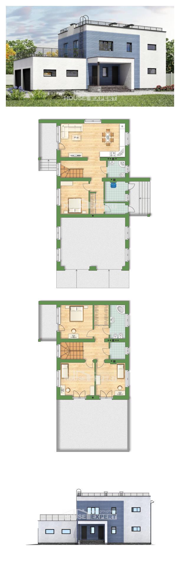Проект дома 180-012-Л   House Expert