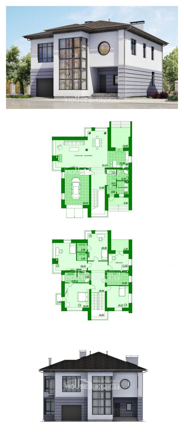 Проект дома 300-006-Л   House Expert
