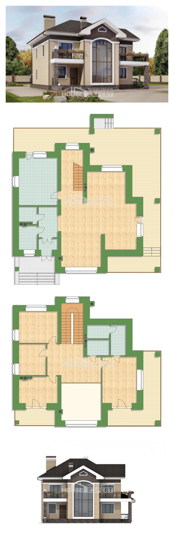 Проект дома 200-006-П   House Expert