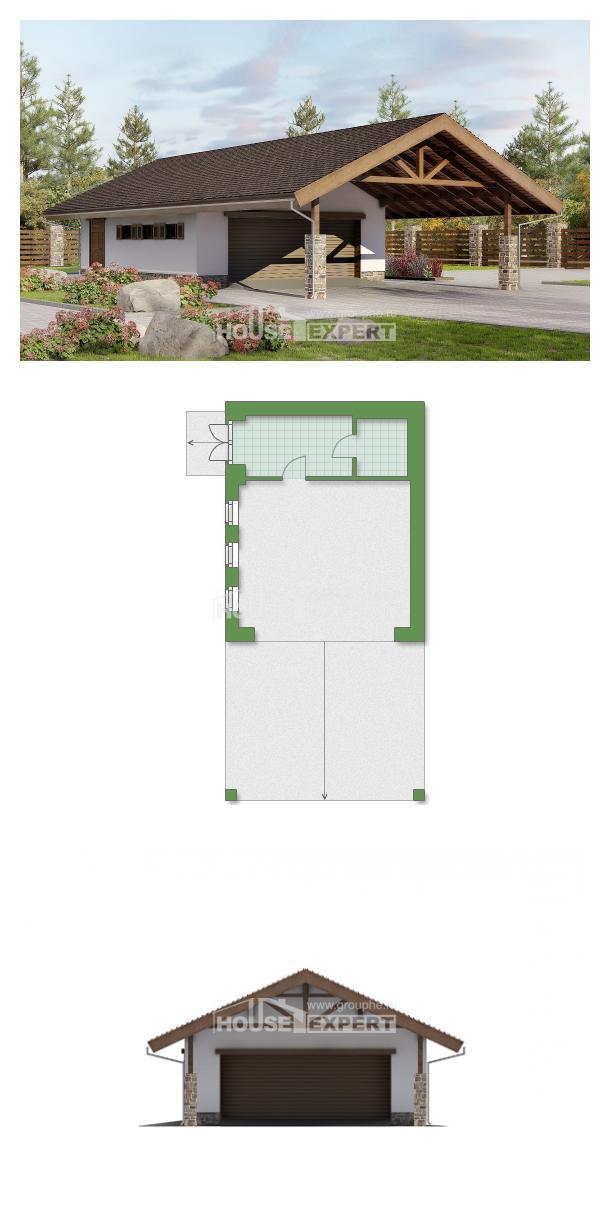 Проект дома 060-005-Л | House Expert